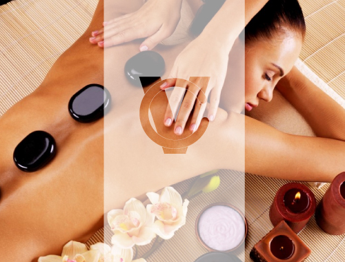 REHABILITACJA ŁĘCZNA, rehabilitacja,cm vita urszulin, paweł skrętowicz, kobieta podczas masażu